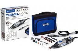 Dremel Narzędzie wielofunkcyjne 4000 175W + 45 akcesoriów (F0134000JC)