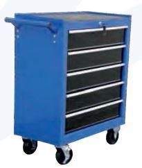 Wózek narzędziowy Geko 5 szuflad (G10802)