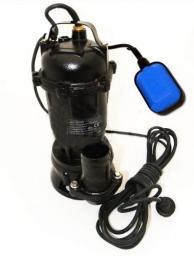 GEKO Pompa wody brudnej z rozdrabniaczem i pływakiem (81420)