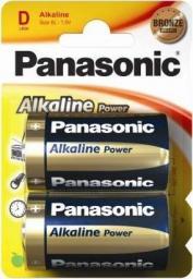 Panasonic Bateria Power D / R20 2szt.