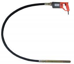 MAR-POL Wibrator do betonu + wąż z buławą 35mm x 2m 1350W (79490)