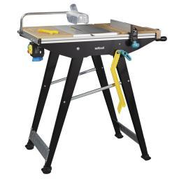 WOLFCRAFT Stół roboczy i maszynowy Master Cut 1500 (6906000)
