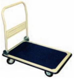 CONDOR Wózek magazynowy 4-kołowy (CON-9988)