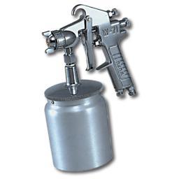 Pistolet lakierniczy JOBIprofi z dolnym zbiornikiem 500ml 1,5mm (19609)