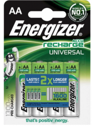 Energizer Akumulator Universal AA / R6 1300mAh 1szt.