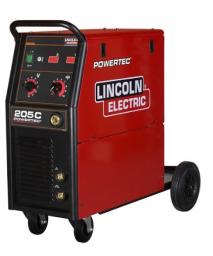 Lincoln Electric Półautomat spawalniczy PowerTec 205C + akcesoria