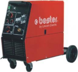 BESTER Półautomat spawalniczy Magster 330 400V + uchwyt (B18218-2)