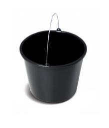 Prosperplast Wiadro budowlane 5L czarne (IWIR05)