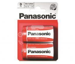Panasonic Bateria D / R20 2szt.