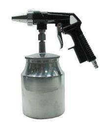Pistolet do piaskowania Silver ze zbiornikiem 1L 6,3mm (EX10516)