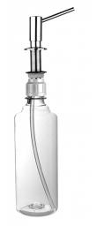 McAlpine Dozownik do płynów chrom (SOAP-JAD-CPB)