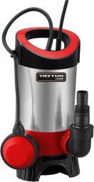 Tryton Pompa zatapialna do wody brudnej 1100W 11m (TPB1100)