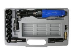 Adler Klucz pneumatyczny zapadkowy 61Nm 6,3bar + nasadki (MA009Z)