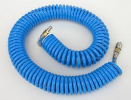 Adler Wąż pneumatyczny spiralny 8mm 10m (MAR1409112)