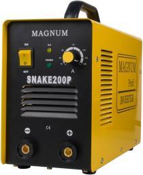 MAGNUM Spawarka inwertorowa Snake200P 200A (SNA200II)
