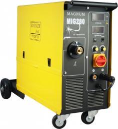 MAGNUM Półautomat spawalniczy MIG/MAG Magnum MIG 280 4x4