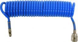 Yato Wąż pneumatyczny spiralny 5,5mm 5m (YT-24201)