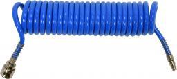 Yato Wąż pneumatyczny spiralny 6,5mm 5m (YT-24204)