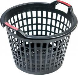 Kosz na pranie Eco 25L czarny (35576)