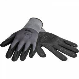Dedra Rękawice ochronne nitrylowe, nakrapiane rozmiar 10 (BH1006R10)