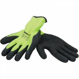 Dedra Rękawice ochronne pokryte pianką lateksową rozmiar 10 (BH1007R10)