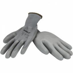 Dedra Rękawice ochronne PU XL (BH1009R10)