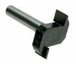 CONDOR Frez do drewna do rowków 32 x 9,4 x 10mm trzpień 8mm (CON-RB-806)
