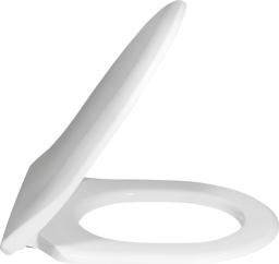 Deska sedesowa Villeroy & Boch Subway Slim wolnoopadająca weiss alpin (9M65S101)