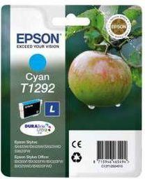 Epson tusz T129240 / C13T12924010 (cyan)