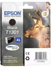 Epson tusz T1301 / C13T13014010 (black)