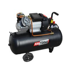 Sprężarka tłokowa AWTools ZVA-100L V 8bar 100L (AW10005)