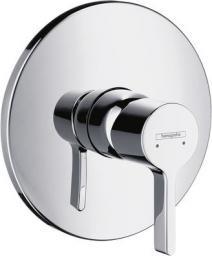 Bateria prysznicowa podtynkowa Hansgrohe Metris S chrom (31665000)