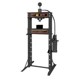 AWTools Praca hydrauliczono-pneumatyczna  metanometrem 30T (AW20054)