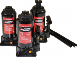 AWTools Podnośnik hydrauliczny słupkowy 15T 227-432mm (AW20006)