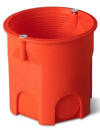 Elektro-Plast Puszka podtynkowa PK-60 lux pogłębiana (0206-51)