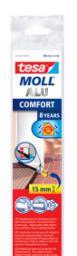 Tesa Uszczelka szczotkowa Comfort do drzwi biały (05405-100)