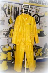 Karcher Ubranie wodoodporne kurtka + spodnie rozmiar L (9.537-216.0)