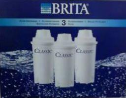 Brita Wkład filtrujący Classic 3 SZT
