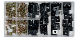 Yato Zestaw wkrętów i podkładek do karoserii 170szt. (YT-06780)