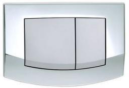 Przycisk spłukujący TECE Ambia do WC chrom połysk (9.240.254)