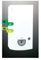 Termet Kocioł gazowy kondensacyjny 2-funkcyjny Ecocondens Silver 25kW (WKD 4351 000 000)