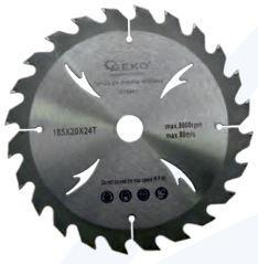 Geko Tarcza do drewna z widią 250 x 32mm 24z (G78070)