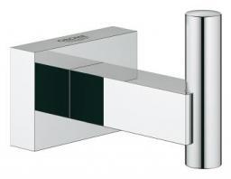 Grohe Uchwyt 1-hakowy Essentials Cube chrom  (40511001)