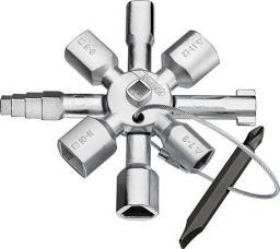Knipex Klucz uniwersalny do rozdzielnic (00 11 01)