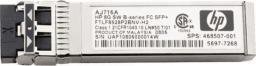 Moduł SFP HP 8Gb Shortwave B-series FC SFP+ 1 Pack (AJ716A)