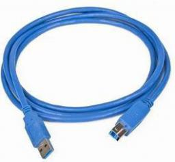 Kabel USB Gembird AM-BM kabel USB 3.0 3m (CCP-USB3-AMBM-10)