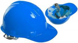 Lahti Pro Kask przemysłowy ochronny niebieski (L1040203)