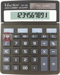 Kalkulator Vector CD 1181
