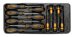 NEO Wkrętaki PZ TX precyzyjne zestaw 12szt. (84-247)
