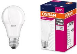 Osram LED VALUE CL A 40 6W/865 E27 FR (4052899971011)